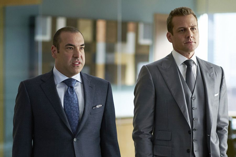 SUITS in the first place